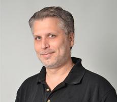 Portrait of Terry Todoroff