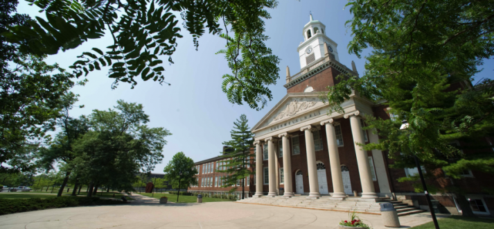 Photo of Buffalo State Campus building Rockwell Hall